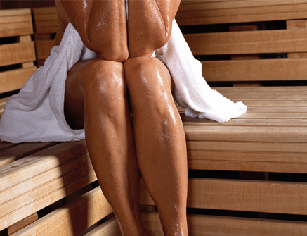 Regular Sauna Baths May Greatly Reduce Risk of Strokes