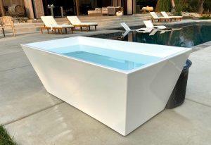 Cold Plunge Ice Bath Tub
